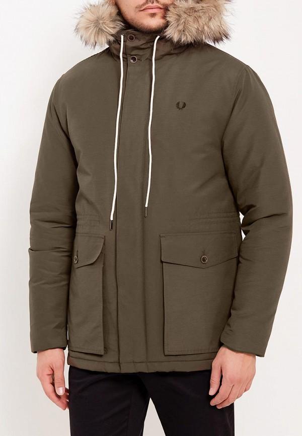 цены на Куртка утепленная Fred Perry Fred Perry FR006EMYTS26 в интернет-магазинах