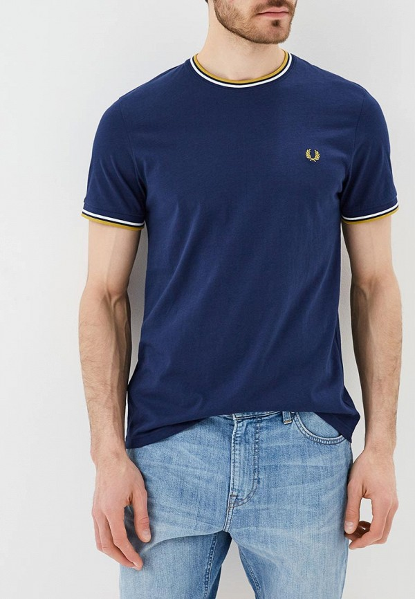 Футболка Fred Perry Fred Perry FR006EMZZX20 футболка fred perry fred perry fr006emzzx32