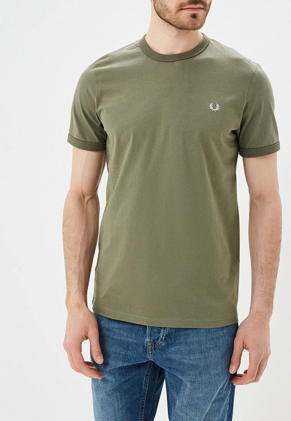 Футболка Fred Perry Fred Perry FR006EMZZX32 футболка fred perry fred perry fr006emuia58