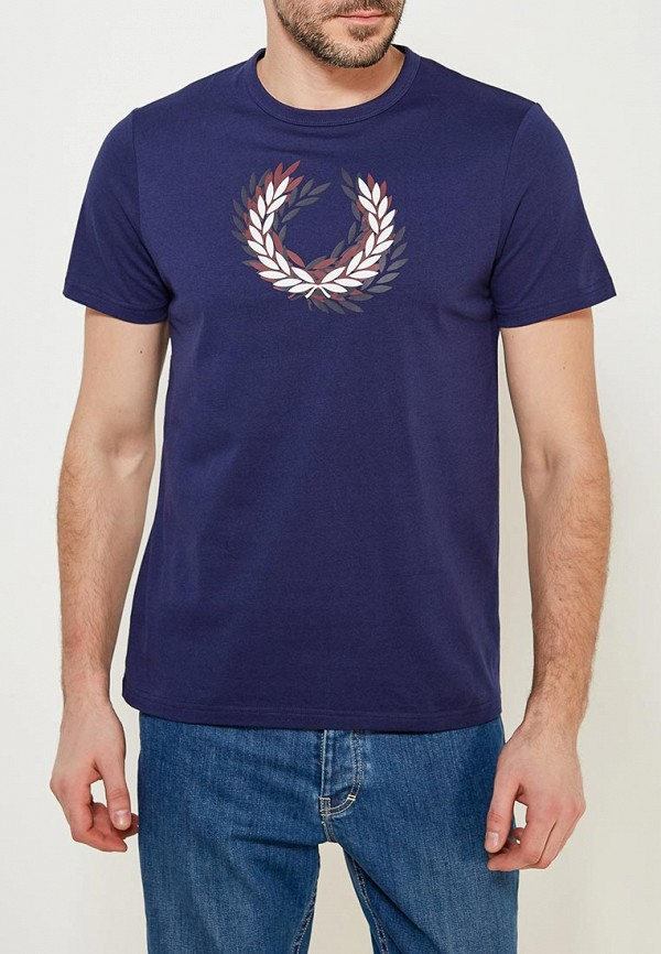 Футболка Fred Perry Fred Perry FR006EMZZX38 футболка fred perry fred perry fr006emzzx34