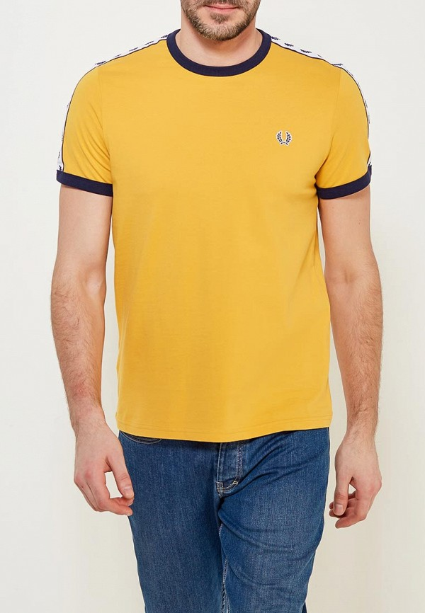 Футболка Fred Perry Fred Perry FR006EMZZX41 футболка fred perry fred perry fr006emzzx34