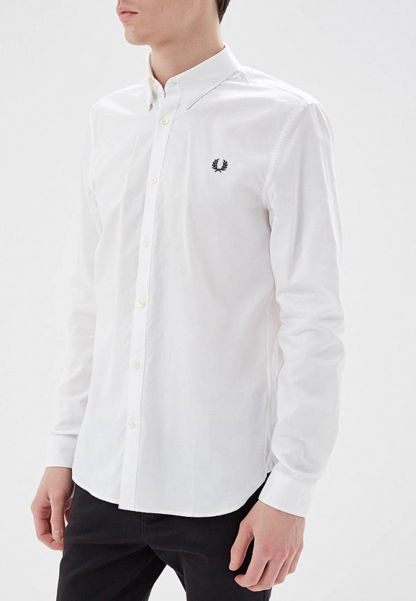 Рубашка Fred Perry Fred Perry FR006EMZZX42 fred perry рубашка в клетку fred perry check shirt blue black