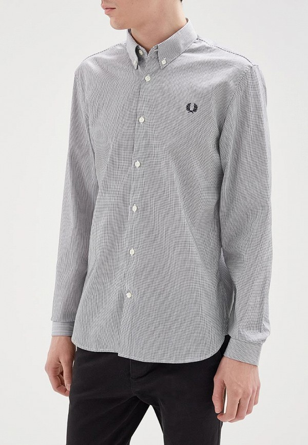 Рубашка Fred Perry Fred Perry FR006EMZZX43 fred perry рубашка в клетку fred perry check shirt blue black