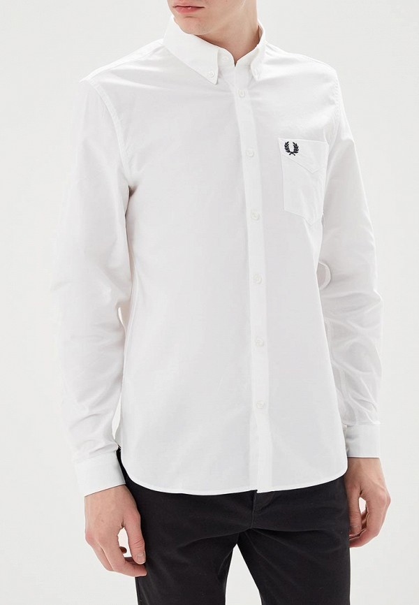 Рубашка Fred Perry Fred Perry FR006EMZZX44 fred perry рубашка в клетку fred perry check shirt blue black