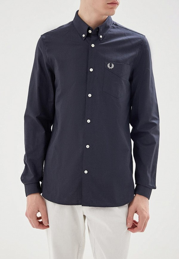 Рубашка Fred Perry Fred Perry FR006EMZZX45 fred perry рубашка в клетку fred perry check shirt blue black