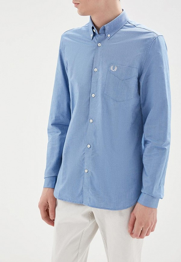 Рубашка Fred Perry Fred Perry FR006EMZZX46 fred perry рубашка в клетку fred perry check shirt blue black