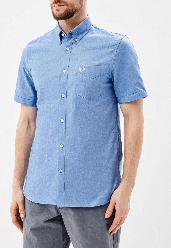 Рубашка Fred Perry Fred Perry FR006EMZZX47 fred perry рубашка в клетку fred perry check shirt blue black
