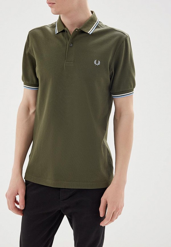 Поло Fred Perry Fred Perry FR006EMZZX68 поло fred perry fred perry fr006emhw756
