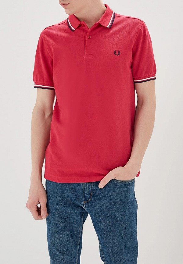 Поло Fred Perry Fred Perry FR006EMZZX70 футболка fred perry fred perry fr006ewzzw98