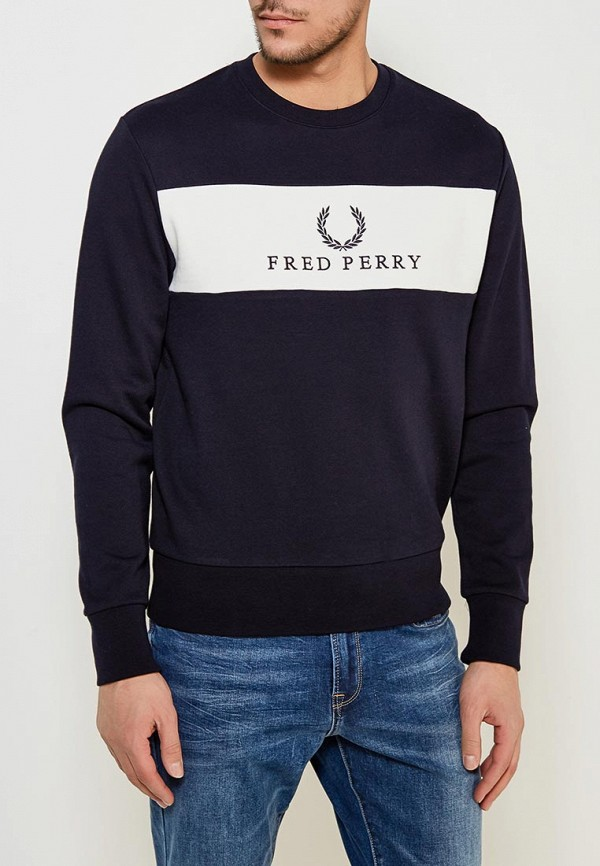 Свитшот Fred Perry Fred Perry FR006EMZZX85 свитшот fred perry fred perry fr006emzzx84