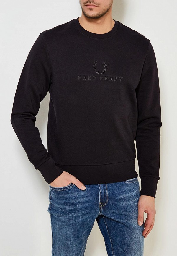 Свитшот Fred Perry Fred Perry FR006EMZZX86 свитшот fred perry fred perry fr006emzzx84