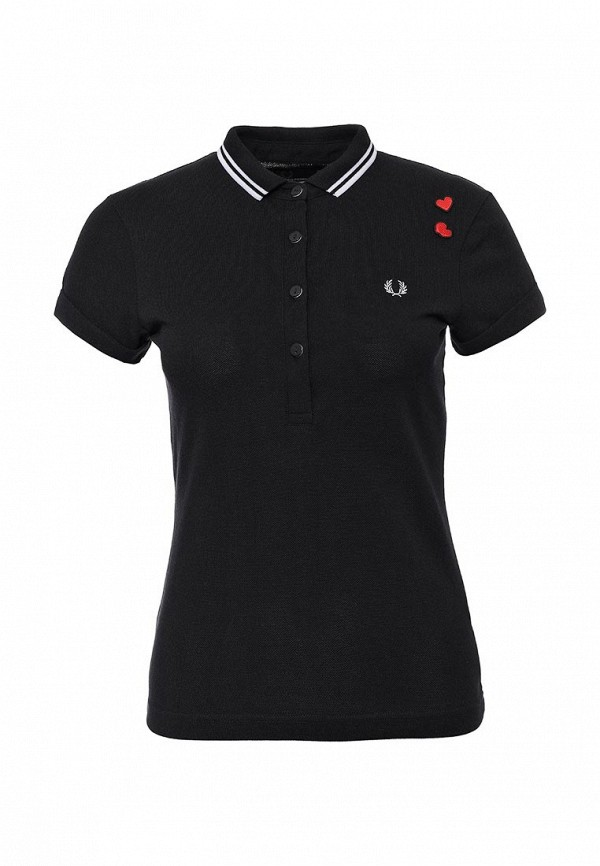 Поло Fred Perry Fred Perry FR006EWHLH39 поло fred perry fred perry fr006ewopv41