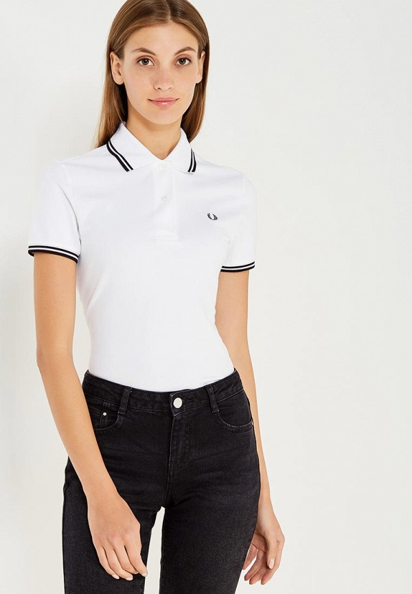 Поло Fred Perry Fred Perry FR006EWHLH42 поло fred perry fred perry fr006ewzzw87
