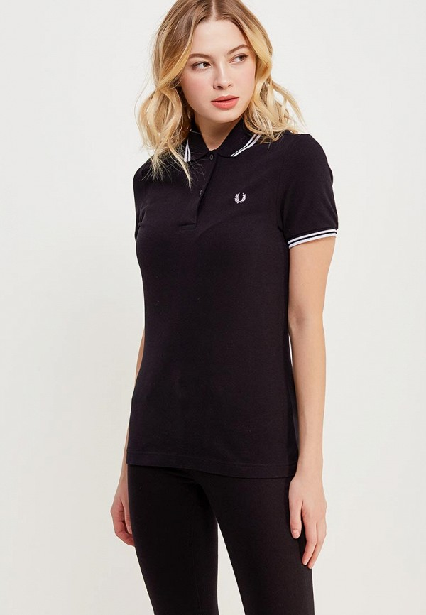 Поло Fred Perry Fred Perry FR006EWOPV46 поло fred perry fred perry fr006ewopv41