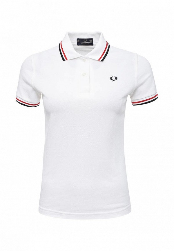 Поло Fred Perry Fred Perry FR006EWOPV71 поло fred perry fred perry fr006emhw756