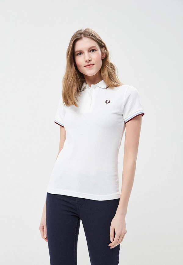 Поло Fred Perry Fred Perry FR006EWOPV73 футболка fred perry fred perry fr006ewzzw98