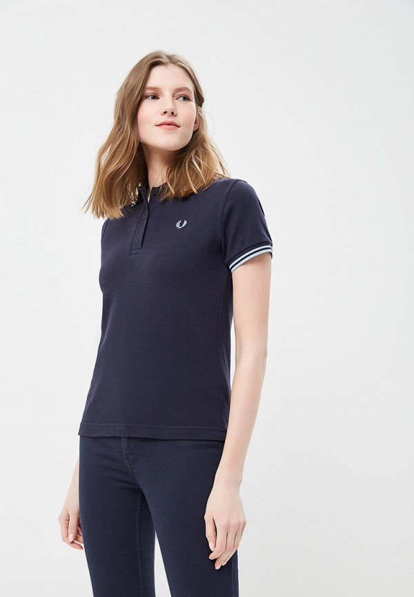 Поло Fred Perry Fred Perry FR006EWOPV74 футболка fred perry fred perry fr006ewzzw98