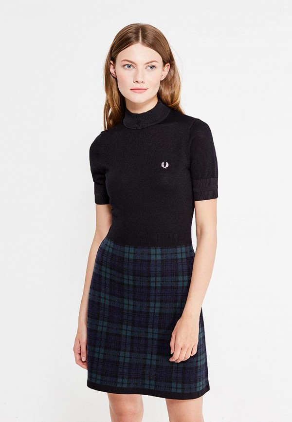 Платье Fred Perry Fred Perry FR006EWUIA64 платье fred perry fred perry fr006ewopv53