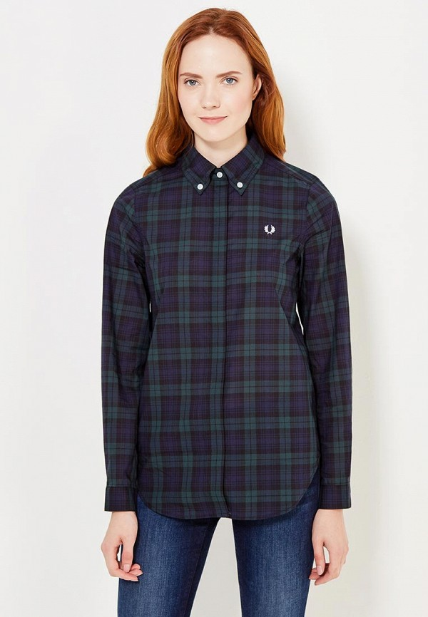 Рубашка Fred Perry Fred Perry FR006EWUIA80 рубашка fred perry fred perry fr006emgfe09