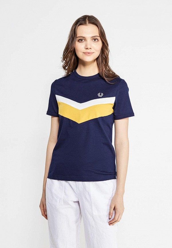 Футболка Fred Perry Fred Perry FR006EWUIA81 fred perry b8233 143