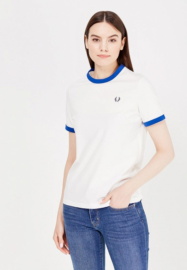 Футболка Fred Perry Fred Perry FR006EWUID74 fred perry футболка fred perry m8205 420