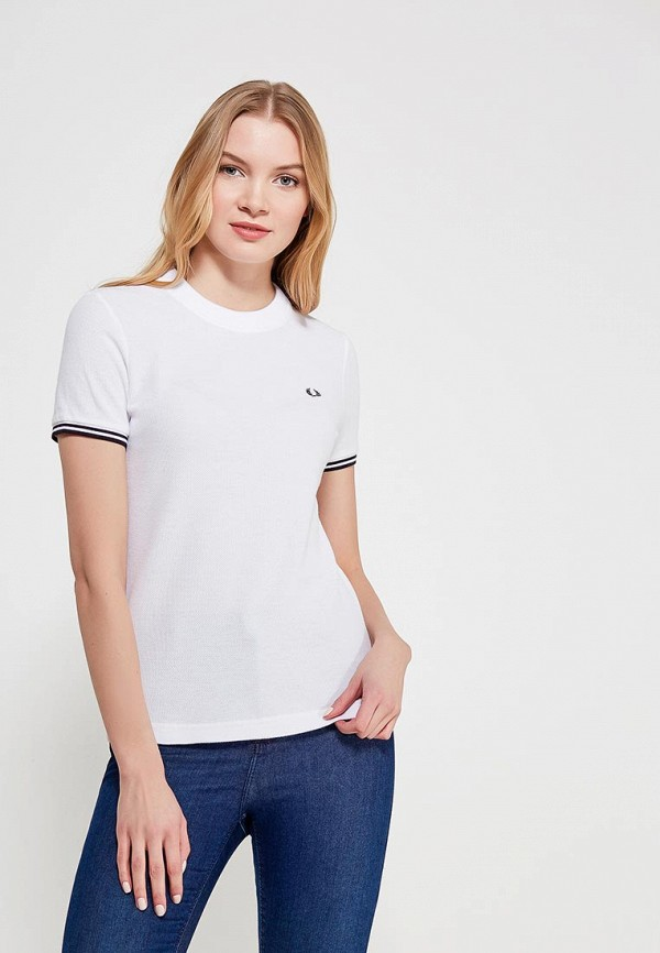 Футболка Fred Perry Fred Perry FR006EWZZW59 футболка fred perry fred perry fr006emzzx34