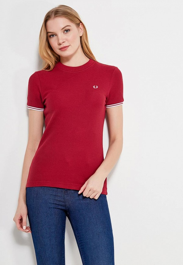 Футболка Fred Perry Fred Perry FR006EWZZW60 футболка fred perry fred perry fr006emzzx34