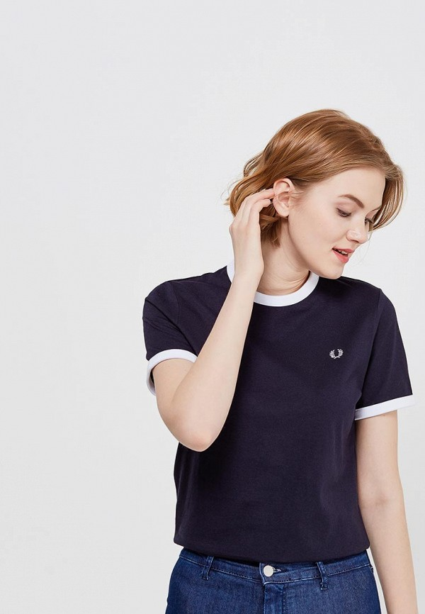 Футболка Fred Perry Fred Perry FR006EWZZW63 футболка fred perry fred perry fr006emzzx34