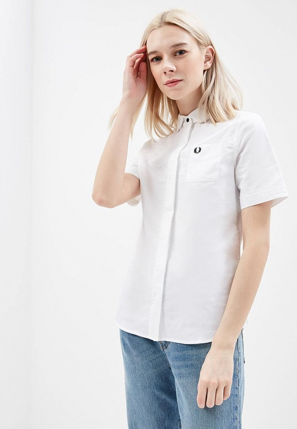 Рубашка Fred Perry Fred Perry FR006EWZZW75 рубашка fred perry fred perry fr006emuia54