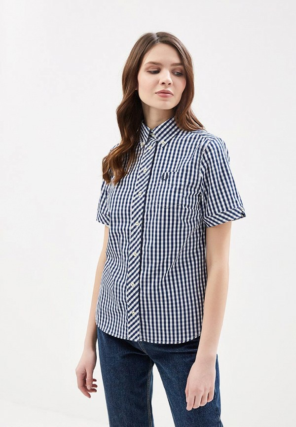 Рубашка Fred Perry Fred Perry FR006EWZZW77 fred perry рубашка в клетку fred perry check shirt blue black