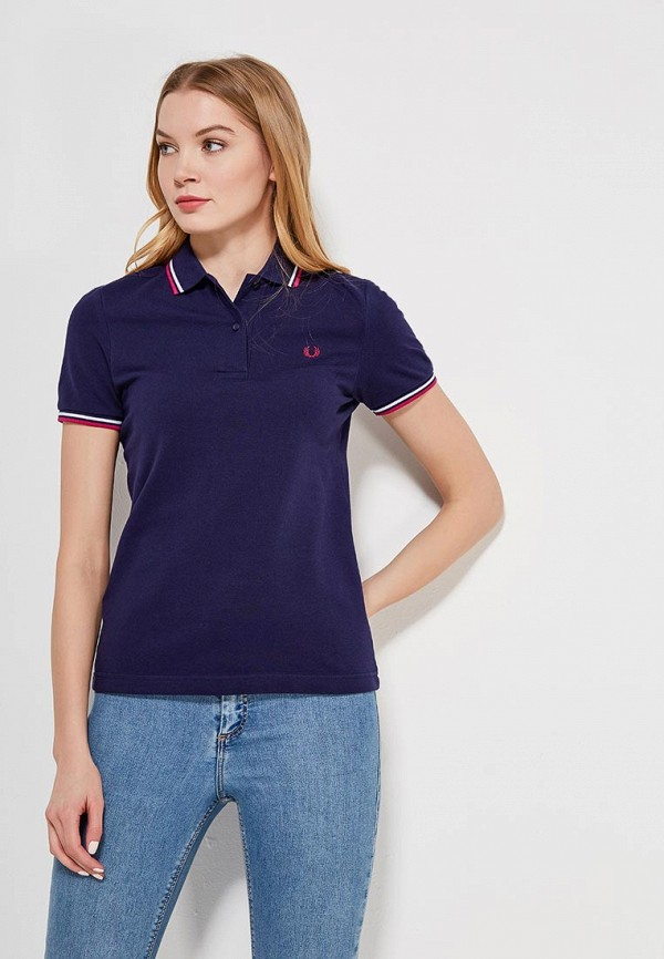 Поло Fred Perry Fred Perry FR006EWZZW85 fred perry поло