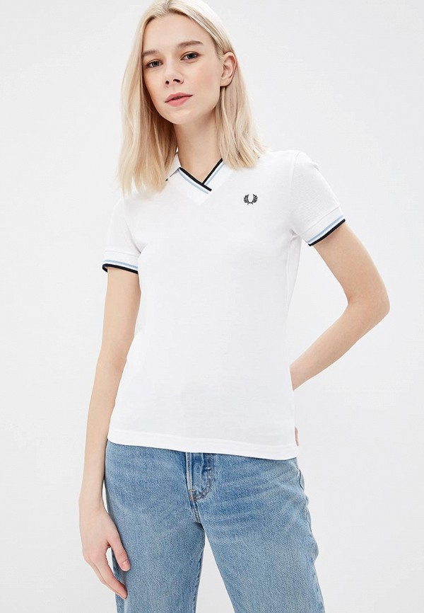 Поло Fred Perry Fred Perry FR006EWZZW89 fred perry поло
