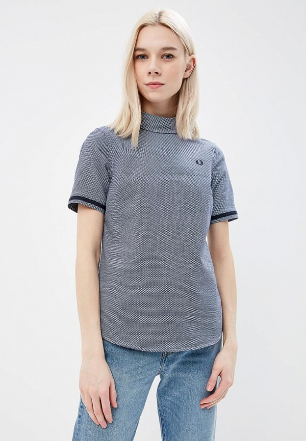 Блуза Fred Perry Fred Perry FR006EWZZW94 футболка fred perry fred perry fr006emzzx28