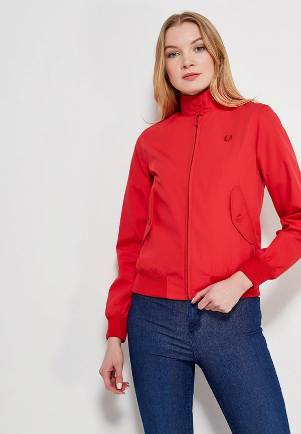 Куртка Fred Perry Fred Perry FR006EWZZW97 свитшот fred perry fred perry fr006emzzx84
