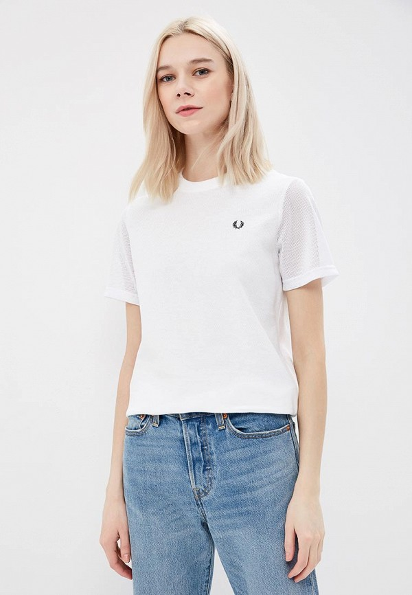 Футболка Fred Perry Fred Perry FR006EWZZW98 футболка fred perry fred perry fr006emzzx34
