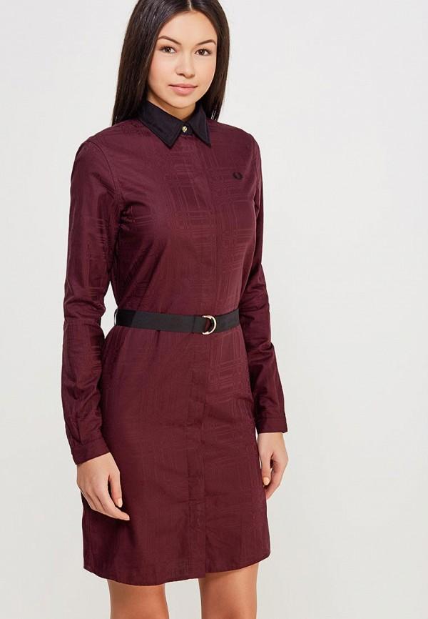 цена Платье Fred Perry Fred Perry FR006EWZZY07 онлайн в 2017 году
