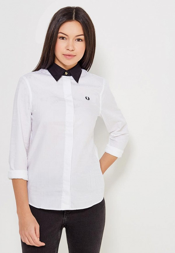 Рубашка Fred Perry Fred Perry FR006EWZZY13 футболка fred perry fred perry fr006emzzx28