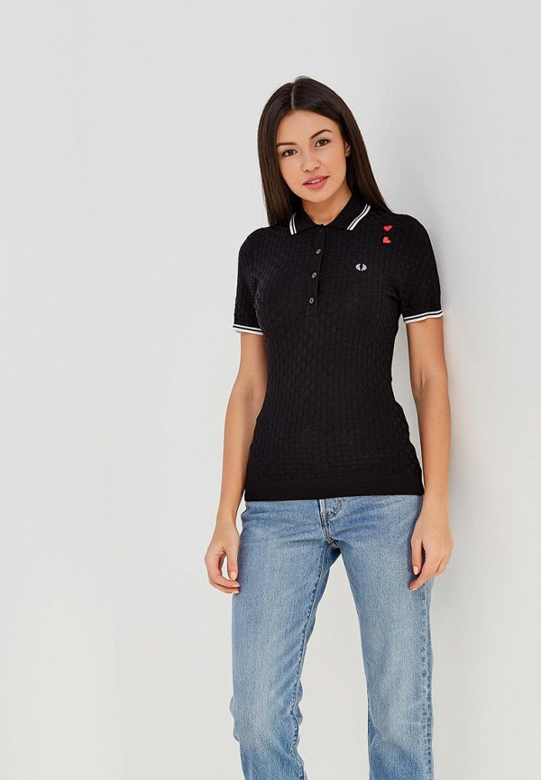 Поло Fred Perry Fred Perry FR006EWZZY16 поло fred perry fred perry fr006ewopv41