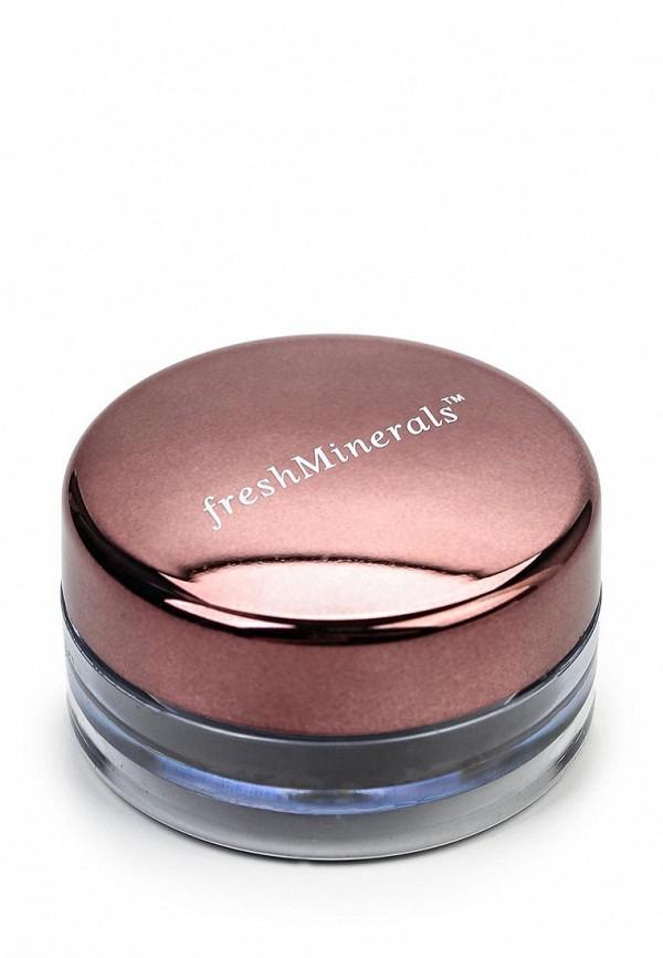 Тени freshMinerals Imperial Gray  - Рассыпчатые для век с минералами, 1,5 гр