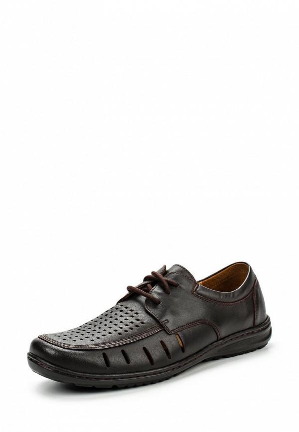 Мужские туфли Francesco Donni P815 087TS-D35-01E01