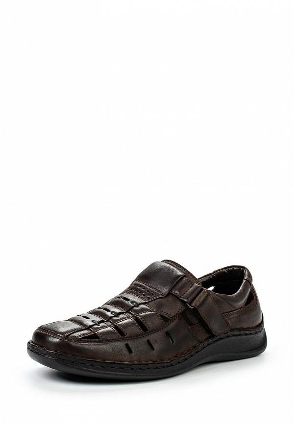 Мужские туфли Francesco Donni P864 154YW-E66-11E01