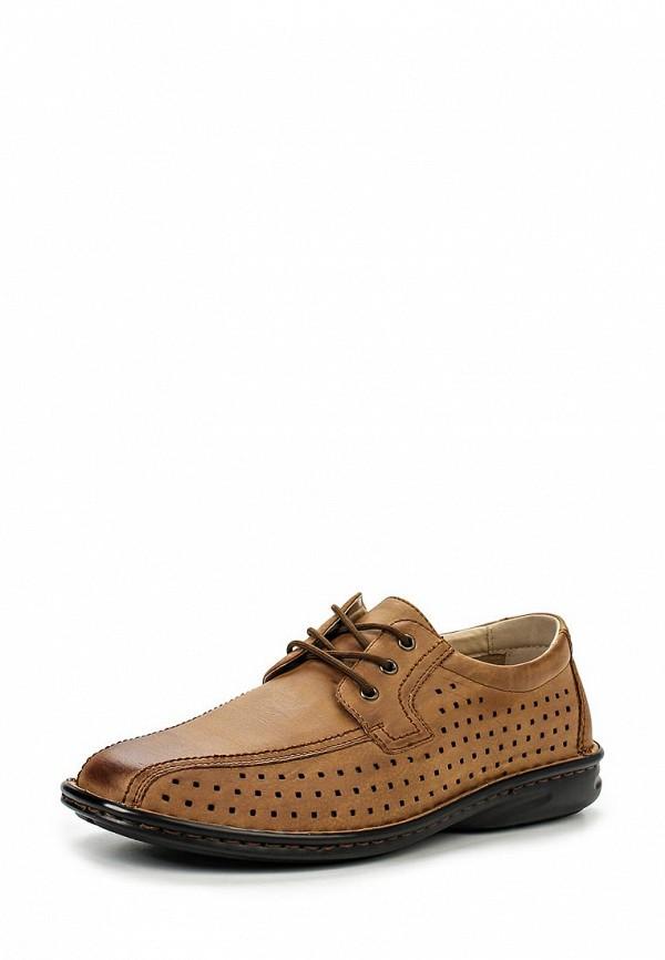 Мужские туфли Francesco Donni P866 156YW-E70-10E01