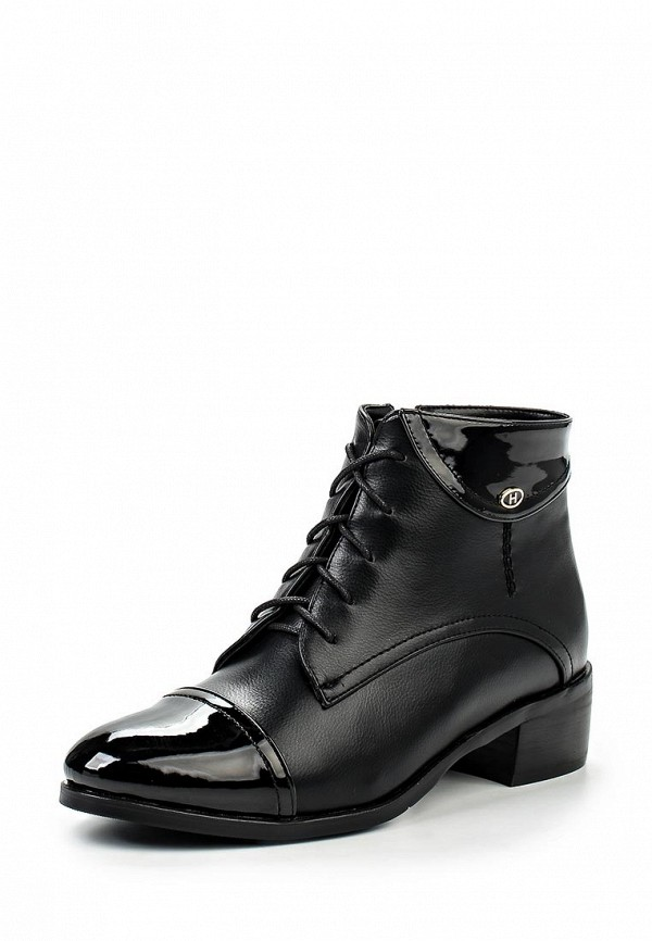 Женские ботинки Francesco Donni P363 532FC-N59-02D07