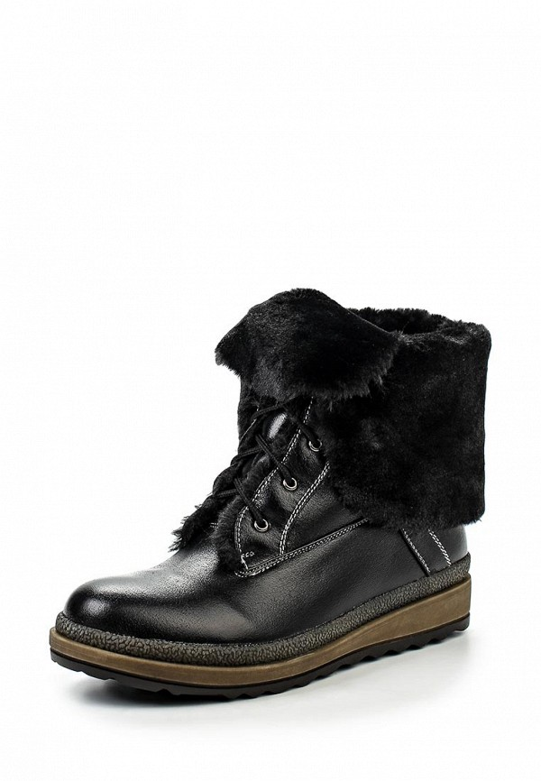 Женские ботинки Francesco Donni P262 590DC-Z29-02D07