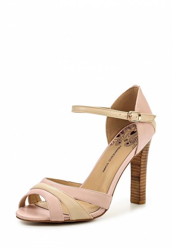 Босоножки на каблуке Francesco Donni P564 019FC-J53-31E27