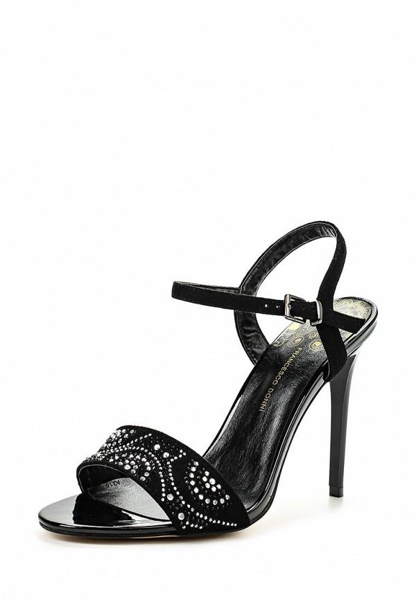 Босоножки на каблуке Francesco Donni P564 023FC-J86-02E27
