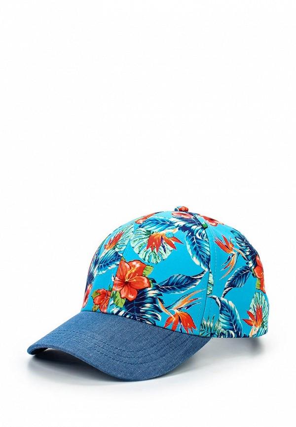 Купить мужскую бейсболку Fresh Brand синего цвета