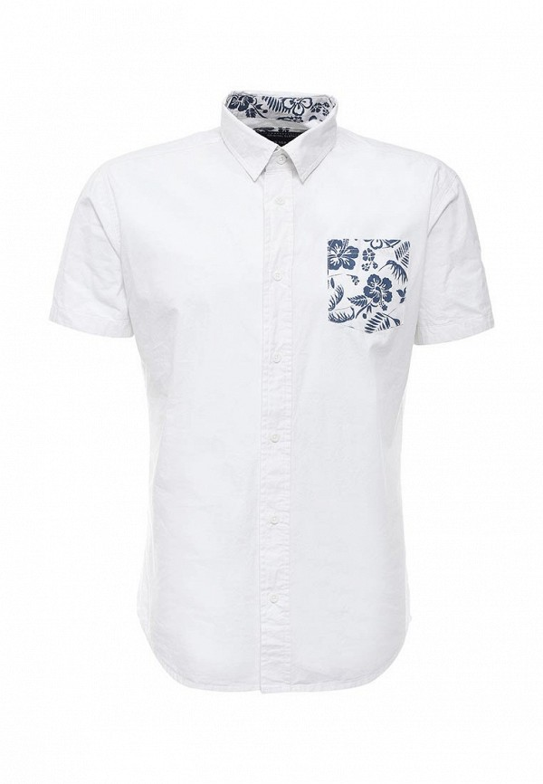 Рубашка с коротким рукавом Fresh Brand SFCF052