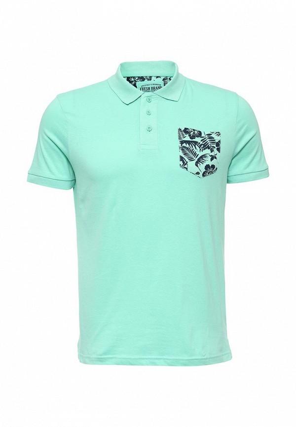 Мужские футболки поло Fresh Brand SFLF072