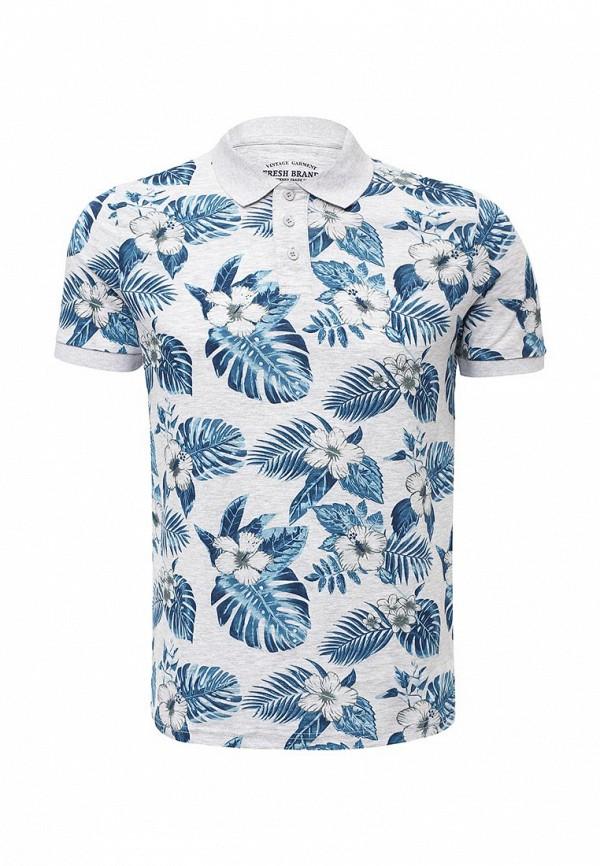 Мужские футболки поло Fresh Brand SFLF112